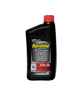 CHEVRON HAVOLINE 10W-30